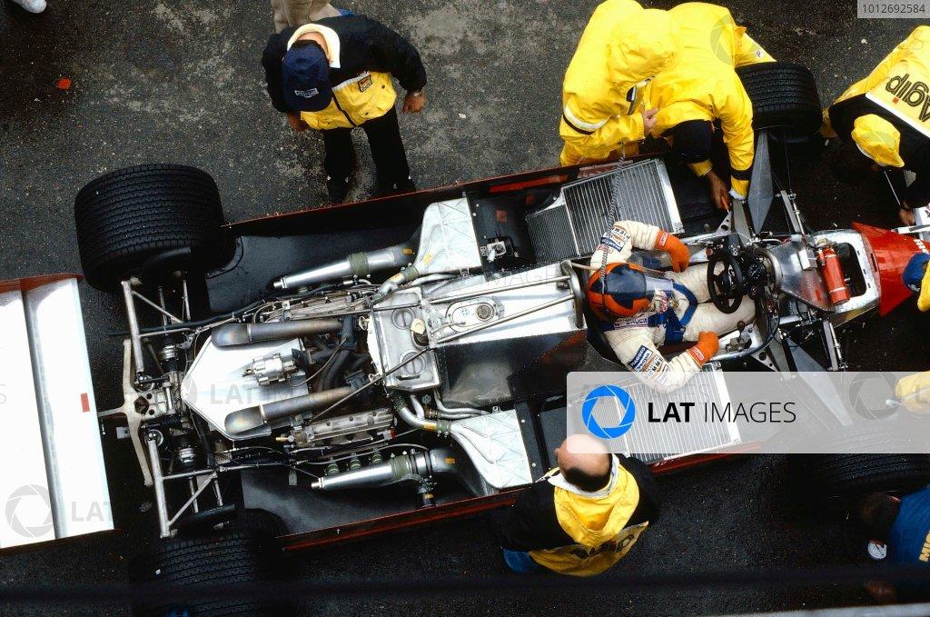 1981 Belgian Grand Prix.