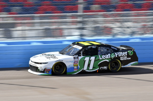 #11: Justin Haley, Kaulig Racing, Chevrolet Camaro LeafFilter Gutter Protection