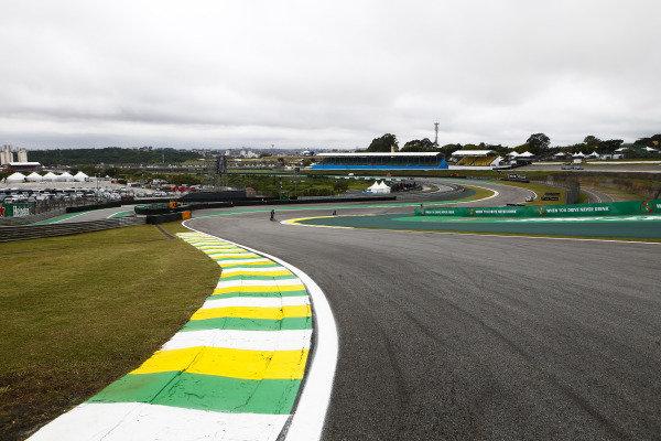 Autódromo José Carlos Pace, Interlagos, São Paulo, Brazil