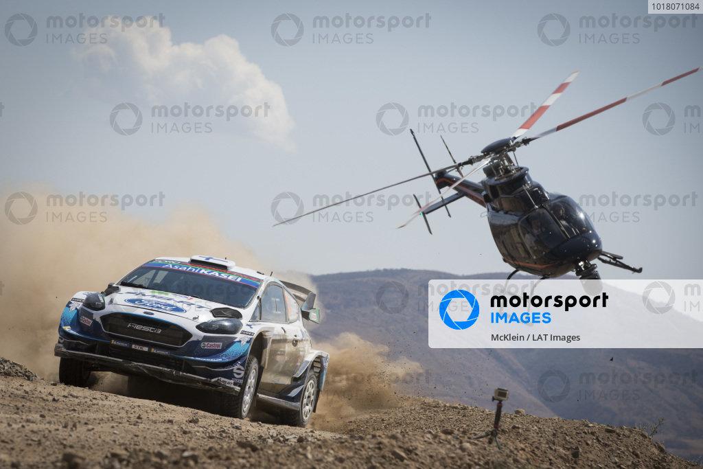 Teemu Suninen (FIN), M-Sport Ford WRT, Ford Fiesta WRC 2020