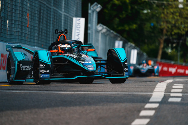Alex Lynn (GBR), Panasonic Jaguar Racing, Jaguar I-Type 3