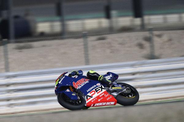 Marcos Ramirez, Moto2, Qatar MotoGP, 26 March 2021