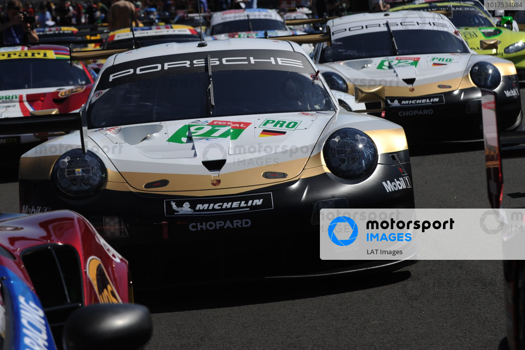 WEC: Le Mans 24 Hour Test Day