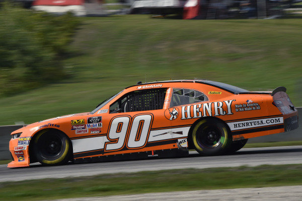 #90: Andy Lally, DGM Racing, Chevrolet Camaro HENRY