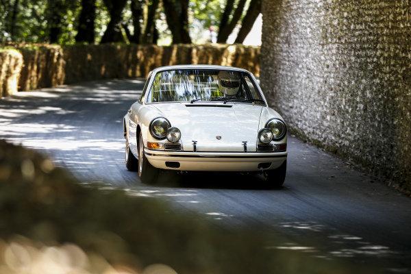 Phillip Basel, Porsche 911 T/R