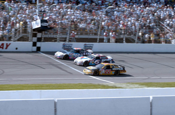 2000 NASCAR Pepsi 400 Michigan Aug19 2000 USA