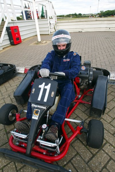 Will Buxton (GBR) F1 Magazine finished a fine tenth.  