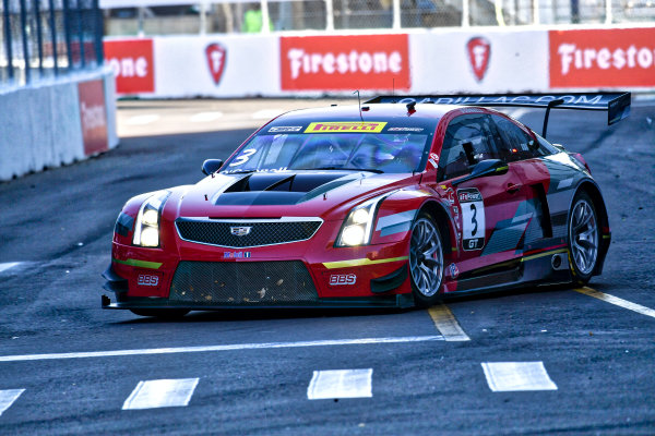 2017 Pirelli World Challenge - Grand Prix of St. Petersburg St. Petersburg, FL USA Thursday 9 March 2017 Johnny O'Connell World Copyright: Richard Dole/LAT Images ref: Digital Image RD_217_SPete082