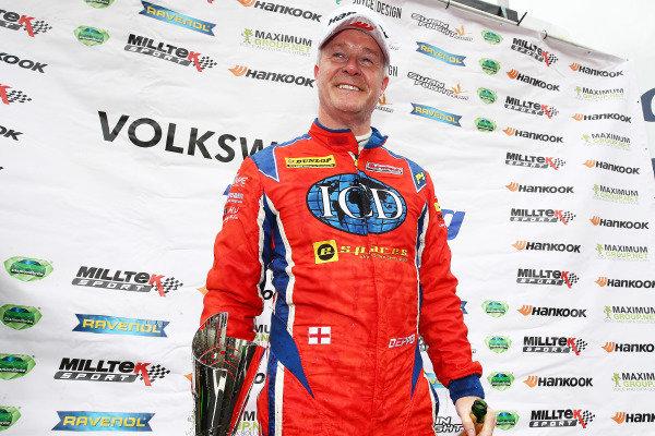 Martin Depper DW Racing Volkswagen Scirocco