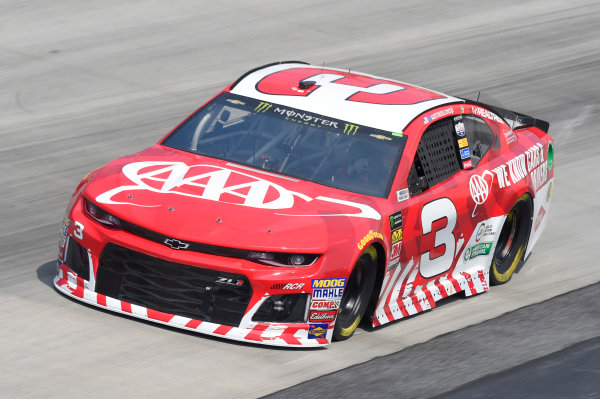 #3: Austin Dillon, Richard Childress Racing, Chevrolet Camaro AAA