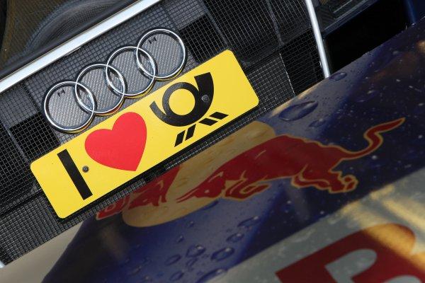 Martin Tomczyk (GER), Audi Sport Team Abt Sportsline, Red Bull Cola Audi A4 DTM (2009).DTM, Rd4, Norisring, Nuremberg, Germany. 2-4 July 2010 World Copyright: LAT PhotographicRef: Digital Image dne1003jy85