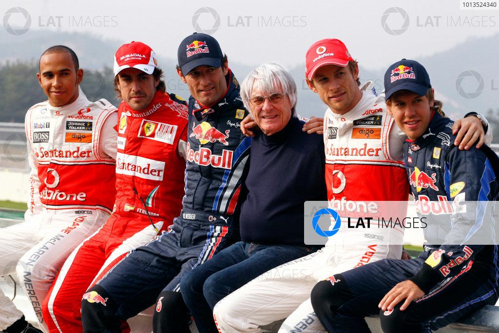 2010 Korean Grand Prix - Thursday