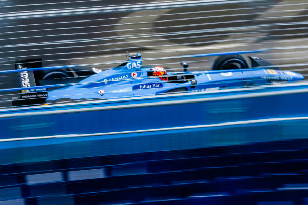 2016/2017 FIA Formula E Championship. Round 9 - New York City ePrix, Brooklyn, New York, USA. Saturday 15 July 2017. Pierre Gasly (FRA), Renault e.Dams, Spark-Renault, Renault Z.E 16. Photo: Alastair Staley/LAT/Formula E ref: Digital Image _X0W9016