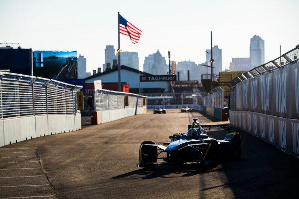 2016/2017 FIA Formula E Championship. Round 10 - New York City ePrix, Brooklyn, New York, USA. Sunday 16 July 2017. Nicolas Prost (FRA), Renault e.Dams, Spark-Renault, Renault Z.E 16. Photo: Sam Bloxham/LAT/Formula E ref: Digital Image _J6I4159