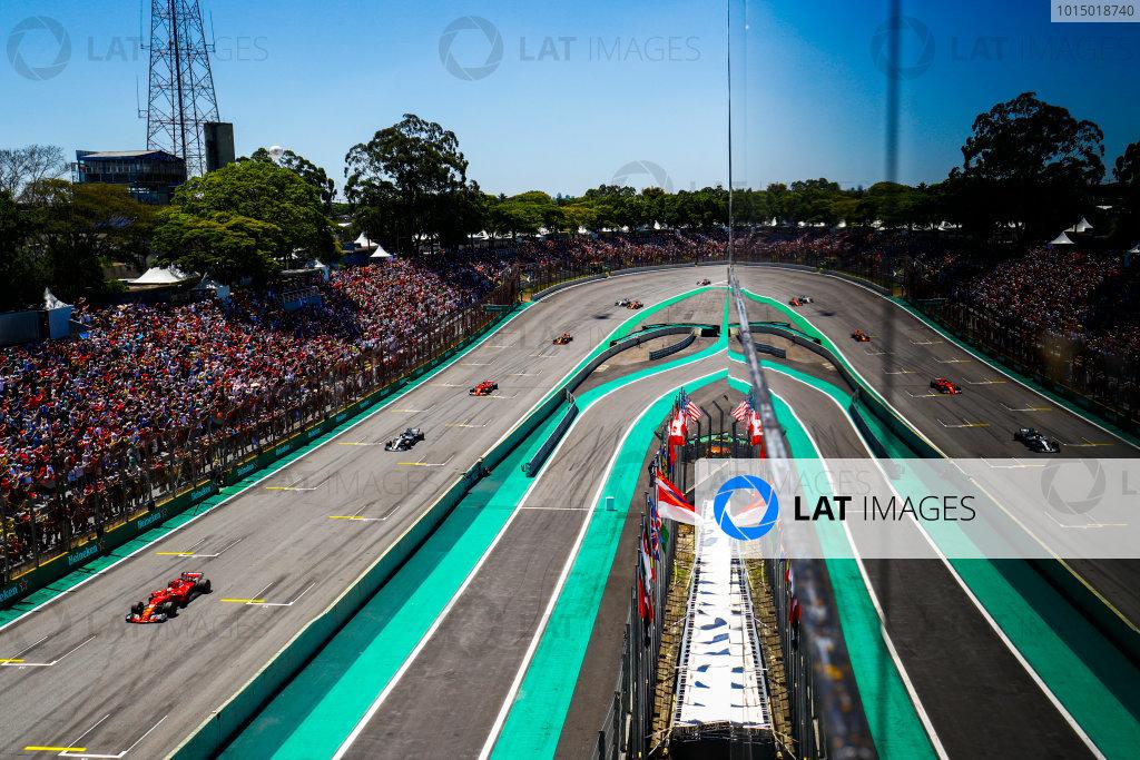 Round 19 - Brazilian Grand Prix