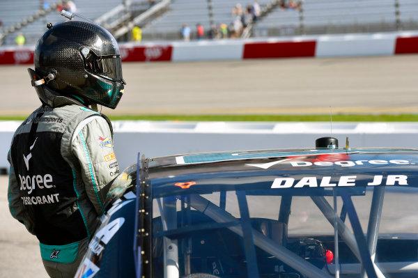 NASCAR XFINITY Series Virginia529 College Savings 250 Richmond Raceway, Richmond, VA USA Friday 8 September 2017 Dale Earnhardt Jr, Degree Deodorant Chevrolet Camaro World Copyright: Nigel Kinrade LAT Images