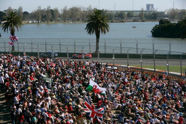 Albert Park, Melbourne, Australia29th March 2009Australian V8 Supercars.  Race 3. World Copyright: Alastair Staley/LAT Photographicref: Digital Image _P9O6520