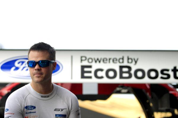 2017 WeatherTech Sportscar Championship December Daytona Testing Tuesday 5 December 2017 #66 Ford Performance Chip Ganassi Racing Ford GT: Dirk Müller  World Copyright: Alexander Trienitz/LAT Images  ref: Digital Image 2017-IMSA-Test-Dayt-AT1-0663