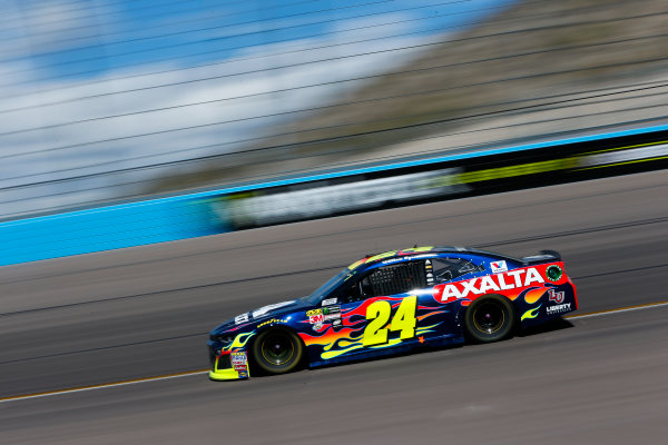 Monster Energy NASCAR Cup Series TicketGuardian 500 ISM Raceway, Phoenix, AZ USA Sunday 11 March 2018 William Byron, Hendrick Motorsports, Chevrolet Camaro AXALTA World Copyright: Barry Cantrell NKP / LAT Images