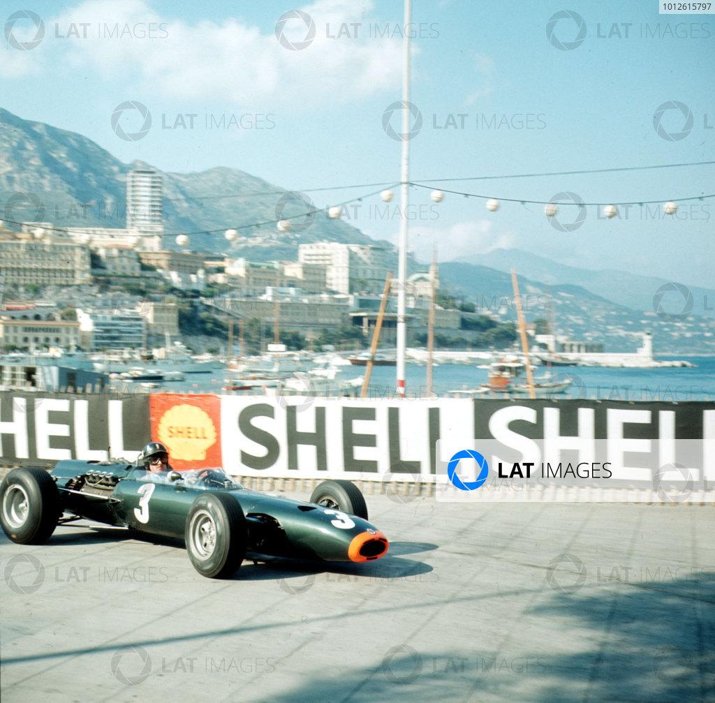 1965 Monaco Grand Prix.