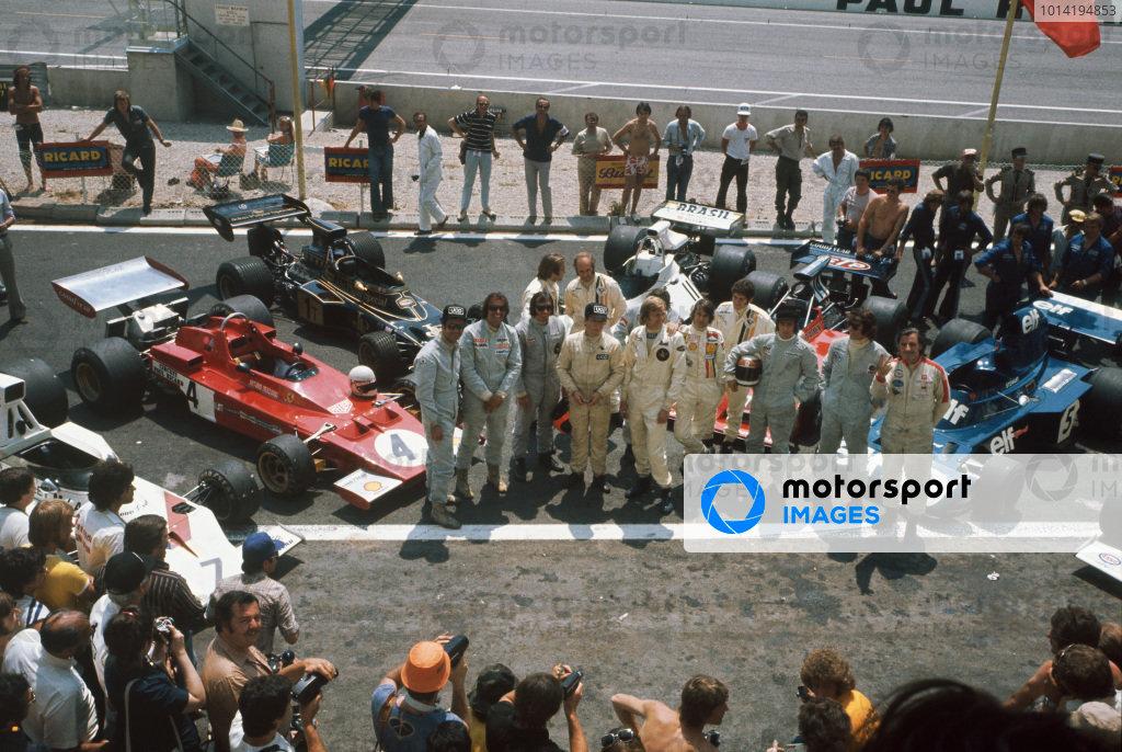 1973 Formula 1 World Championship