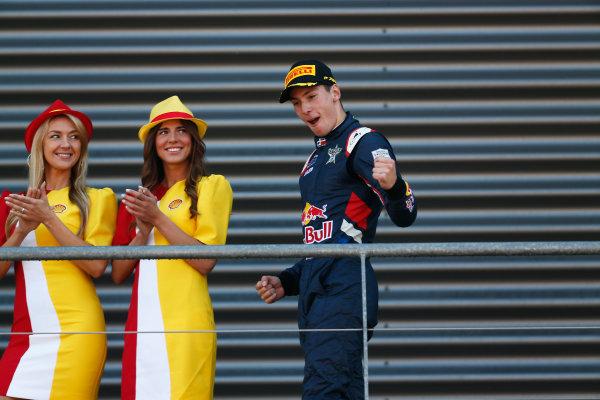2014 GP3 Series Round 6. Spa-Francorchamps, Spa, Belgium. Sunday 24 August 2014. Alex Lynn (GBR, Carlin)  Photo: Sam Bloxham/GP3 Series Media Service. ref: Digital Image _SBL7061