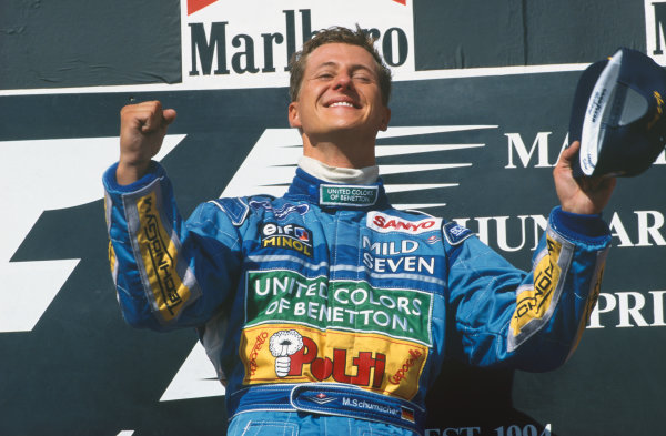 Hungaroring, Budapest, Hungary. 12th - 14th August 1994.