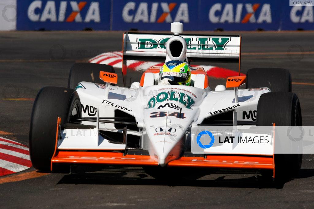 2010 IRL IndyCar Sao Paulo