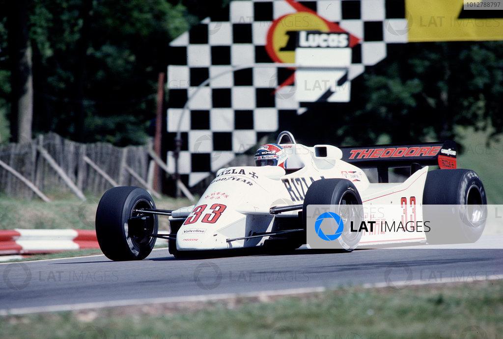 1982 British Grand Prix.