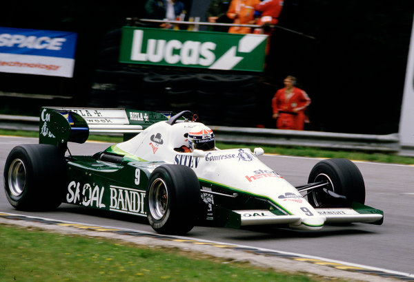 1984 British Grand Prix.