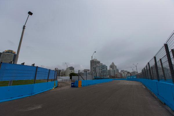 2015/2016 FIA Formula E Championship. Punta del Este ePrix, Punta del Este, Uruguay. Friday 18 December 2015. A view of the track. Photo: Zak Mauger/LAT/Formula E ref: Digital Image _L0U6060