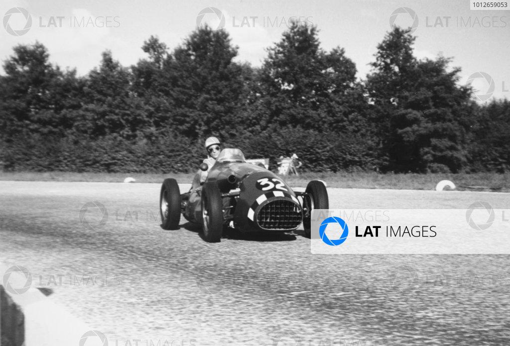 1952 Italian Grand Prix.