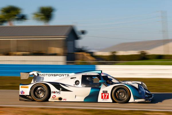 2017 IMSA Prototype Challenge Sebring International Raceway, Sebring, FL USA Wednesday 15 March 2017 17, Lonnie Pechnik, P3, M, Ligier JS P3 World Copyright: Jake Galstad/LAT Images ref: Digital Image lat-galstad-SIR-0317-15022