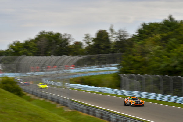 #34 Mercedes-AMG GT4 of Matthew Fassnacht and Christian Szymczak with Murillo Racing