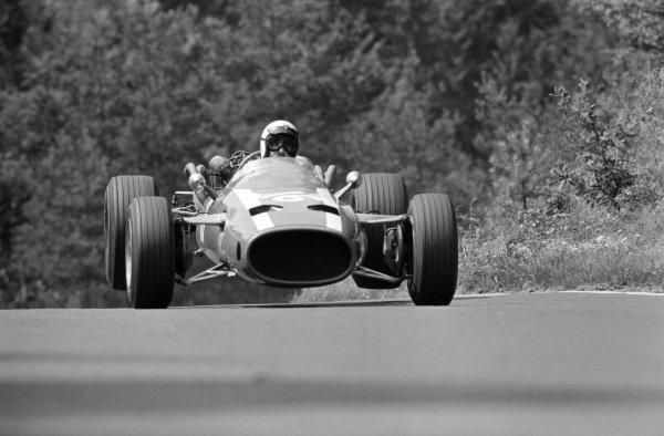 Jo Bonnier, Cooper T81 Maserati.