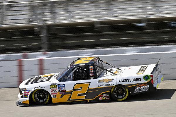 #2: Sheldon Creed, GMS Racing, Chevrolet Silverado Chevrolet Accessories