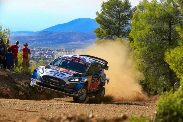Adrien Fourmaux (FRA), M-Sport World Rally Team, Ford Fiesta WRC Rally1 2021