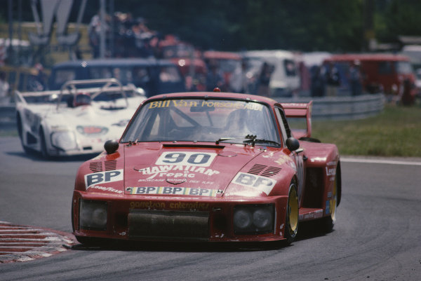 Brian Redman / John Paul Sr / Dick Barbour, Dick Barbour Racing, Porsche 935/77A.