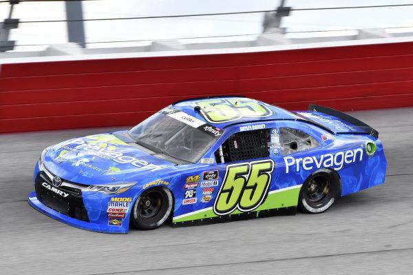 #55: Stephen Leicht, J.P. Motorsports, Toyota Camry Prevagen
