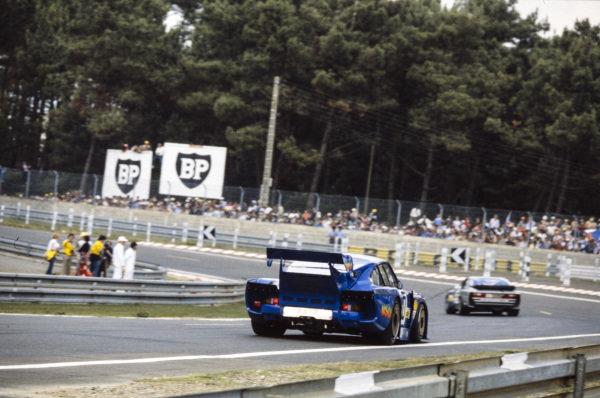 John Cooper / Paul Smith / Claude Bourgoignie, Charles Ivey Engineering, Porsche 935 K3.