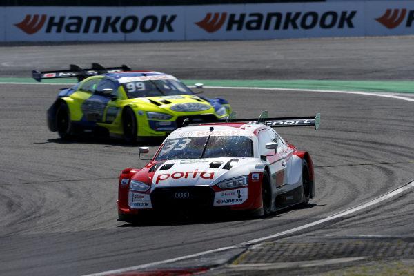René Rast, Audi Sport Team Rosberg, Audi RS 5 DTM.